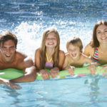 Luftmatratze als Schwimmhilfe?