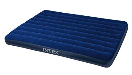 Intex Classic Downy Blue Queen