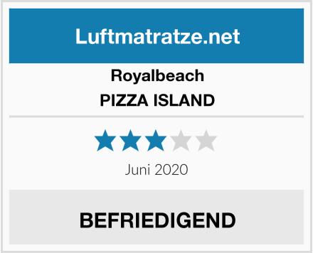 Royalbeach PIZZA ISLAND Test