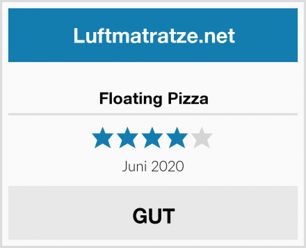 Floating Pizza Test