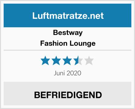 Bestway Fashion Lounge Test
