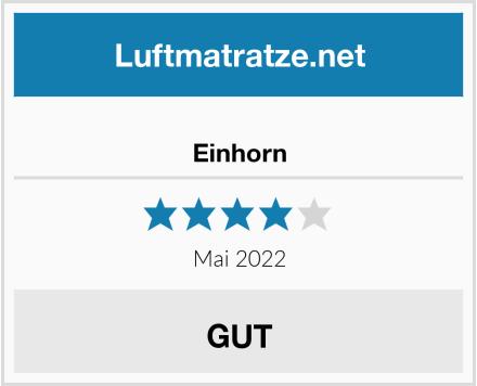 No Name Einhorn Test