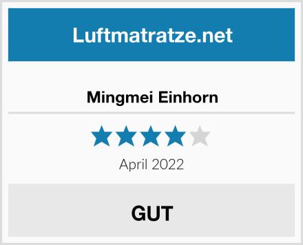 Mingmei Einhorn Test