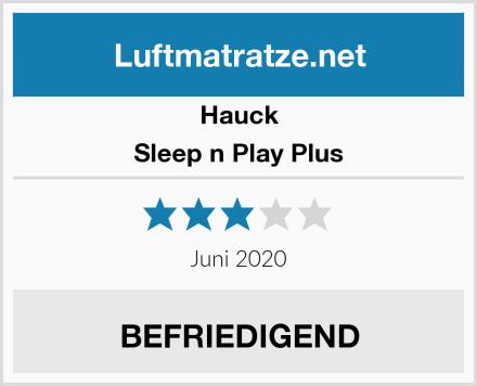 Hauck Sleep n Play Plus Test