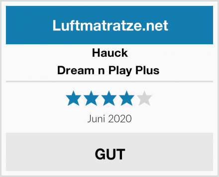 Hauck Dream n Play Plus  Test
