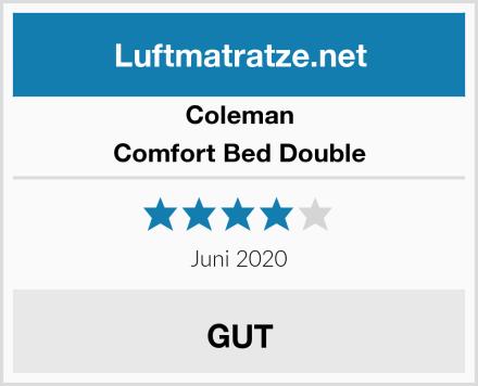 Coleman Comfort Bed Double Test