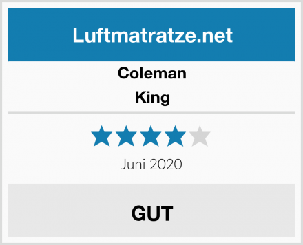 Coleman King Test