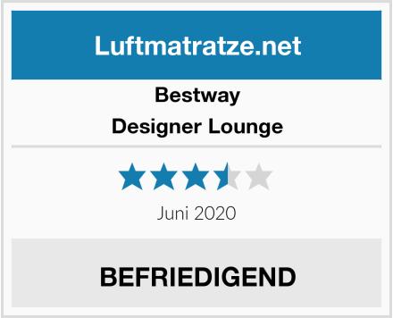 Bestway Designer Lounge Test
