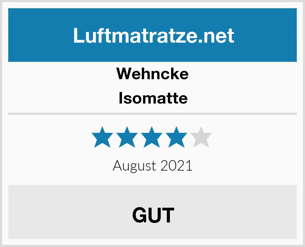 Luftmatraze Lounger Wehncke NEU
