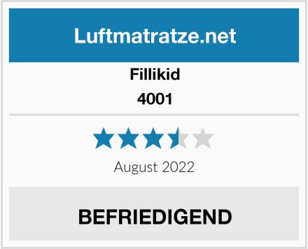 Fillikid 4001 Test