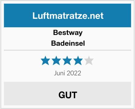 Bestway Badeinsel Test