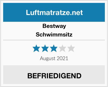 Bestway Schwimmsitz Test