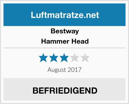Bestway Hammer Head Test