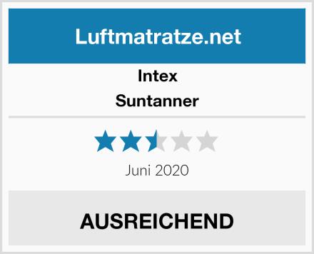 Intex Suntanner Test