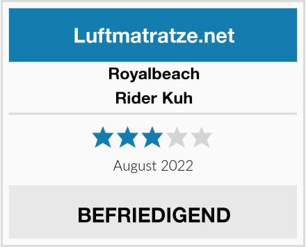 Royalbeach Rider Kuh Test