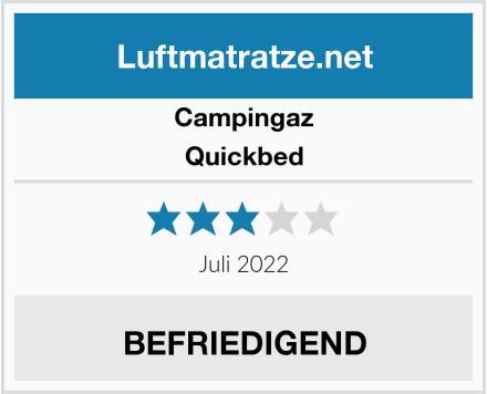 Campingaz Quickbed Test