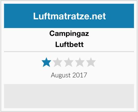Campingaz Luftbett Test