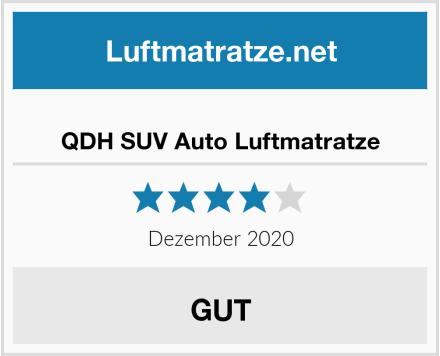 QDH SUV Auto Luftmatratze Test