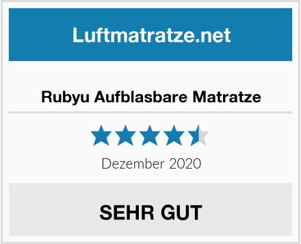 Rubyu Aufblasbare Matratze Test