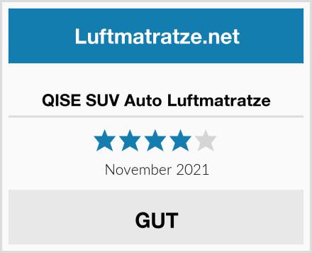 QISE SUV Auto Luftmatratze Test