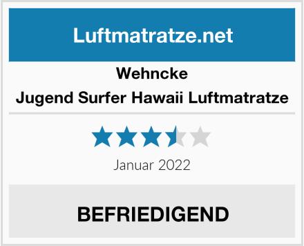 Wehncke Jugend Surfer Hawaii Luftmatratze Test