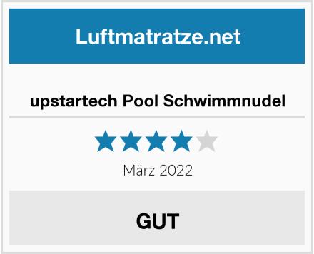 upstartech Pool Schwimmnudel Test