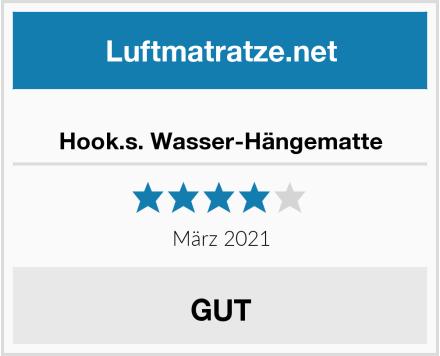 Hook.s. Wasser-Hängematte Test