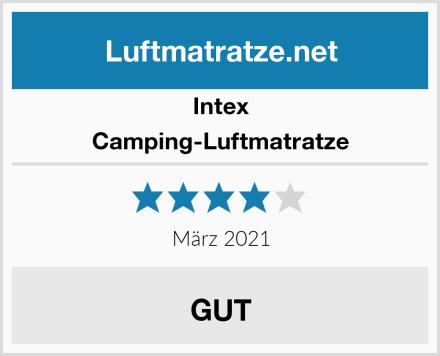 Intex Camping-Luftmatratze Test
