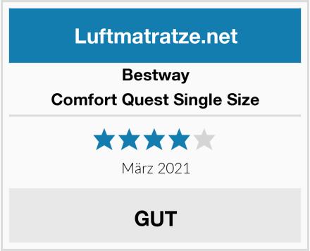 Bestway Comfort Quest Single Size Test