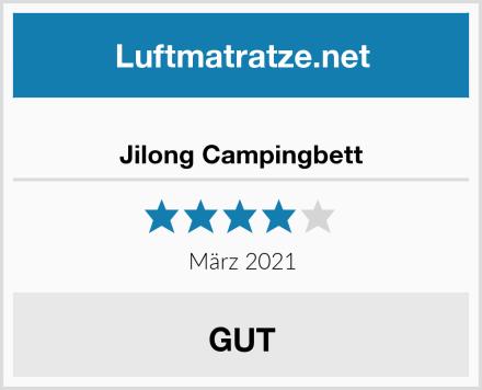 Jilong Campingbett Test