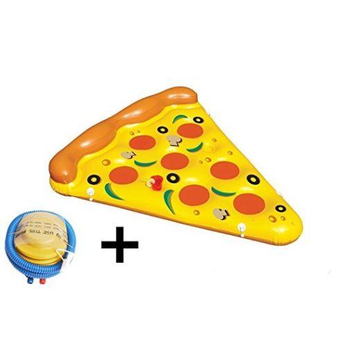 Luftmatratze Pizza