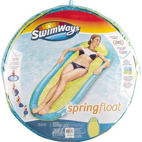 SwimWays Spring Float Original Wasserhängematte